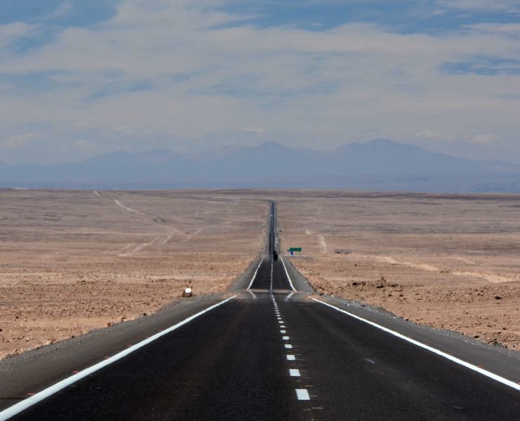 Désert d'Atacama © Mariano Mantel